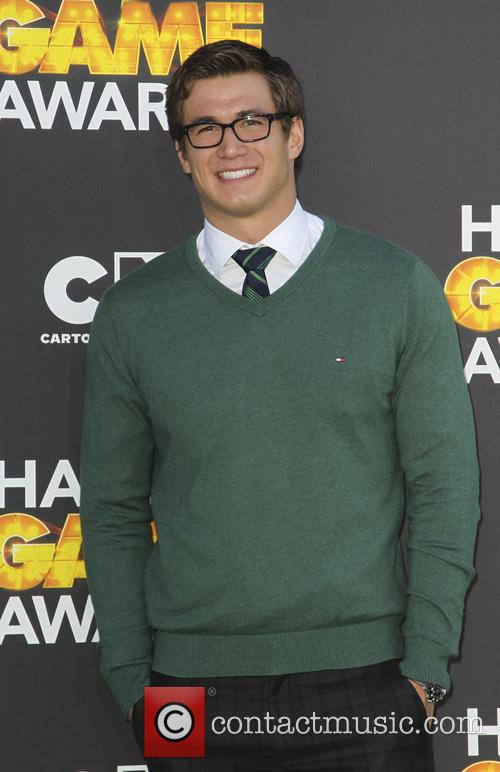 Cartoon Network and Nathan Adrian 3