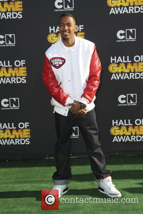 nick cannon cartoon network hall of game awards 3492576