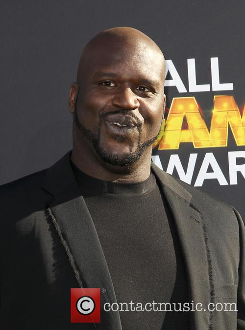 Shaquille Oneal 7
