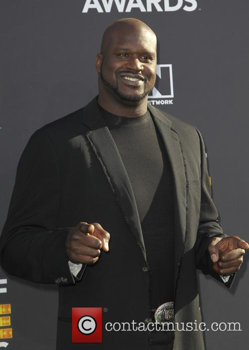 Shaquille Oneal 8