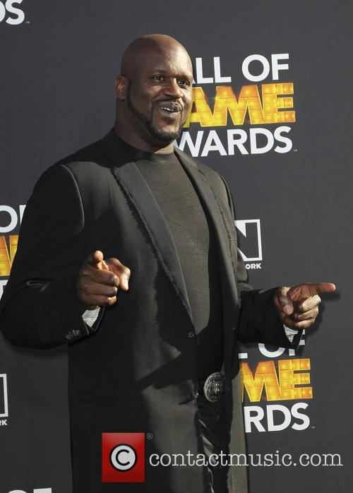 Shaquille Oneal 9