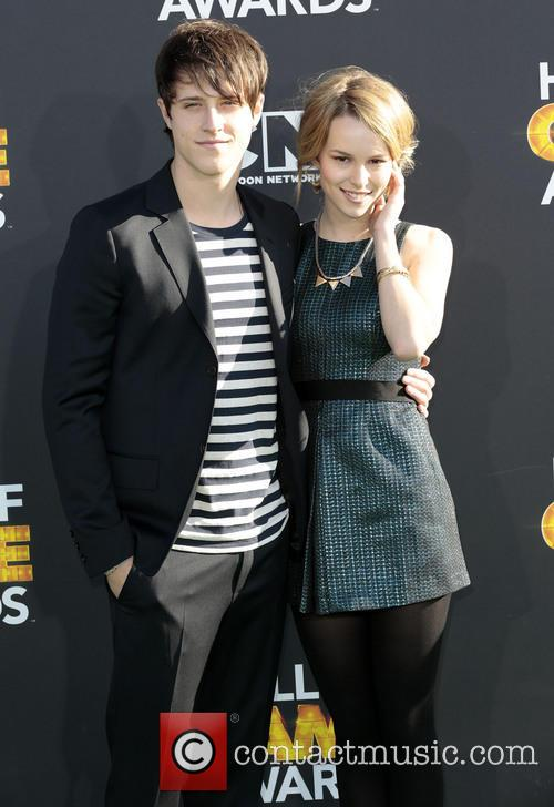 Bridgit Mendler and Guest 8
