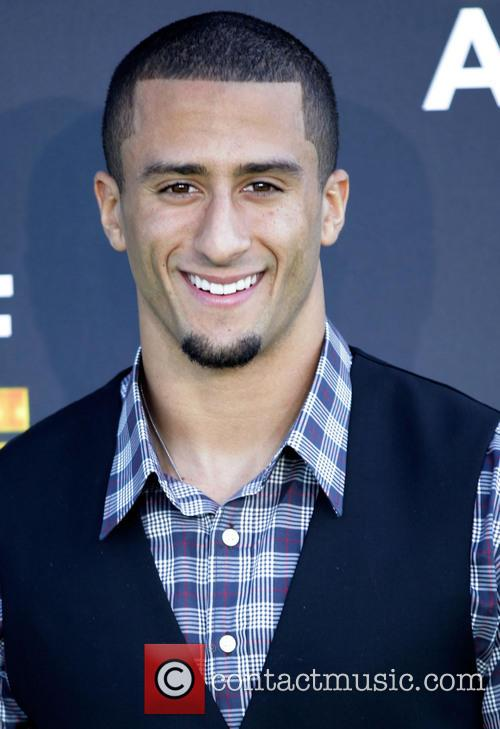 Cartoon Network, Colin Kaepernick