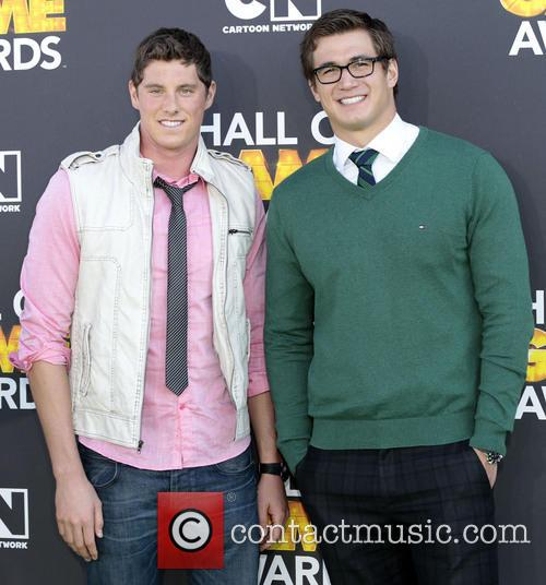 Cartoon Network, Conor Dwyer and Nathan Adrian 4