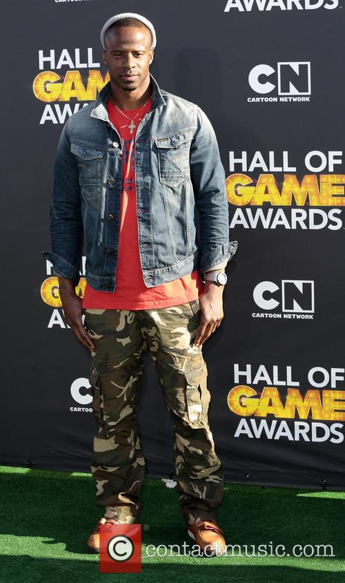 ike taylor cartoon network hall of game awards 3494141