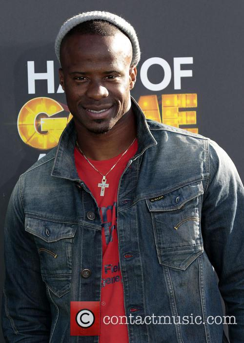 ike taylor cartoon network hall of game awards 3494173
