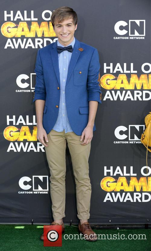 lucas cruikshank cartoon network hall of game awards 3494204
