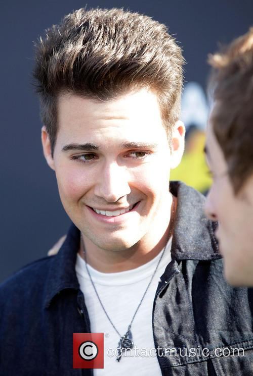James Maslow, Big Time and Cartoon Network 2