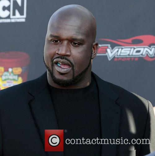 shaquille o'neal cartoon network hall of game awards 3494147