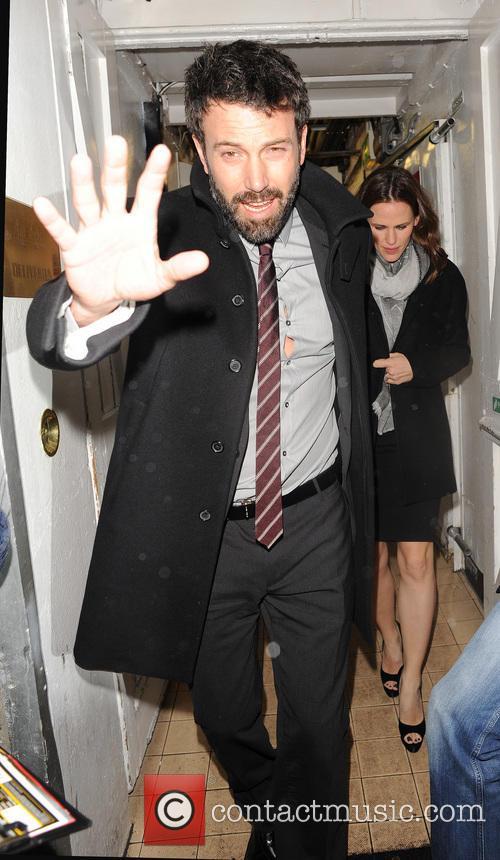 Ben Affleck and Jennifer Garner 5