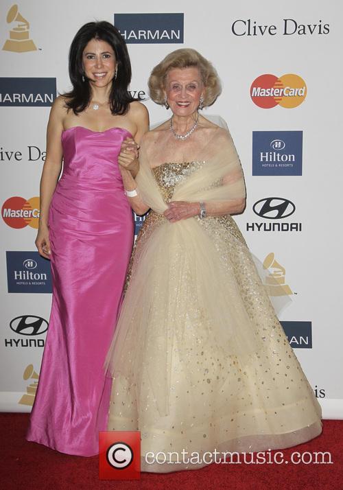 Rona Davis and Barbara Davis
