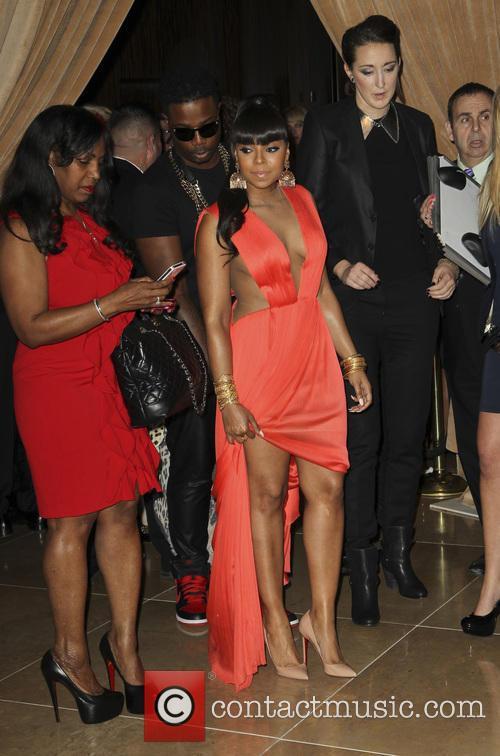 Ashanti, Grammy