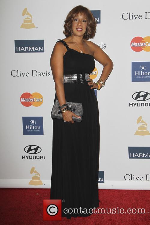Gayle King, Grammy