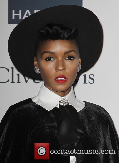 Janelle Monae Hat