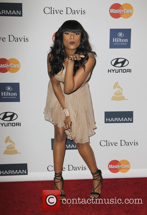 Jennifer Hudson at the Clive Davis 2013 Pre-Grammy Gala