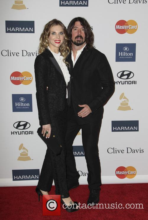 Jordyn Grohl and Dave Grohl