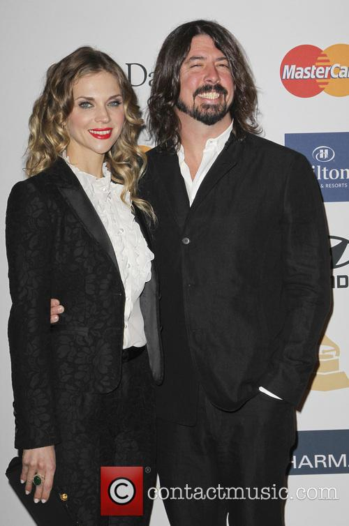 Jordyn Grohl and Dave Grohl 3