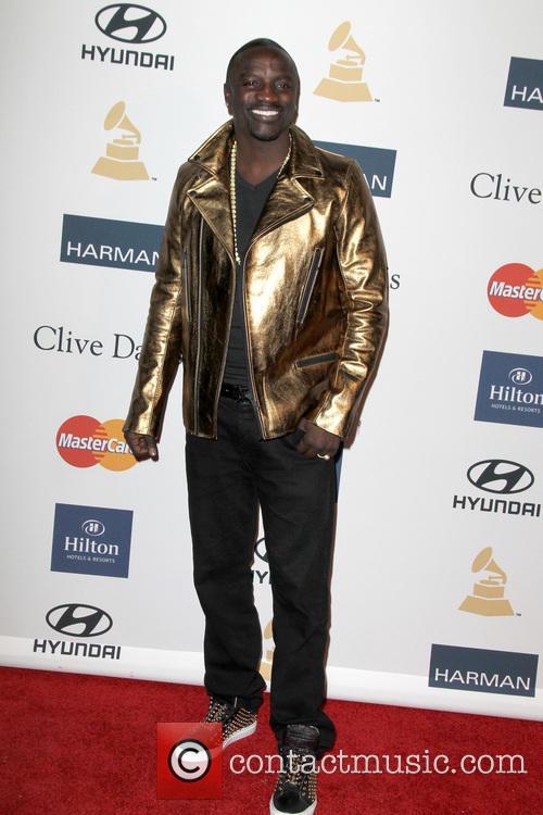Akon, Beverly Hilton Hotel, Grammy