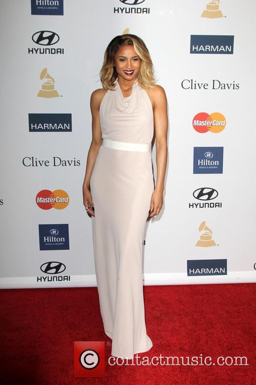 Ciara, Beverly Hilton Hotel, Grammy