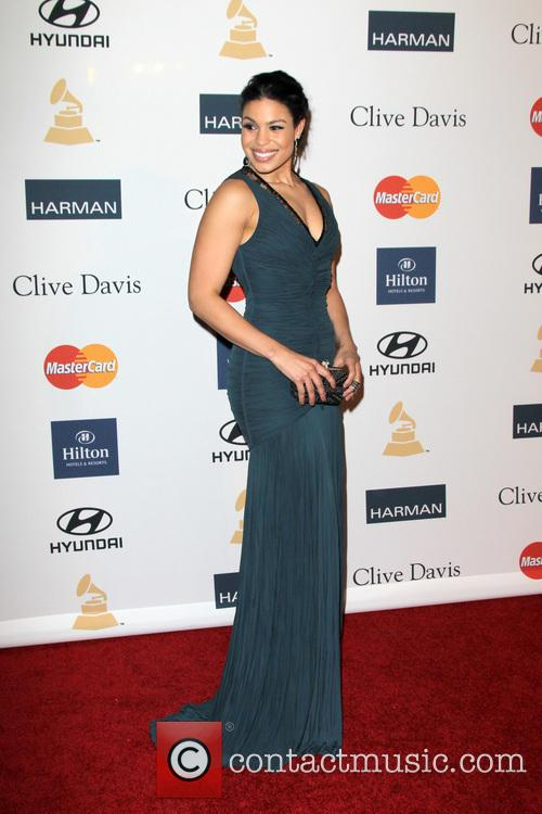 Jordin Sparks, Beverly Hilton Hotel, Grammy