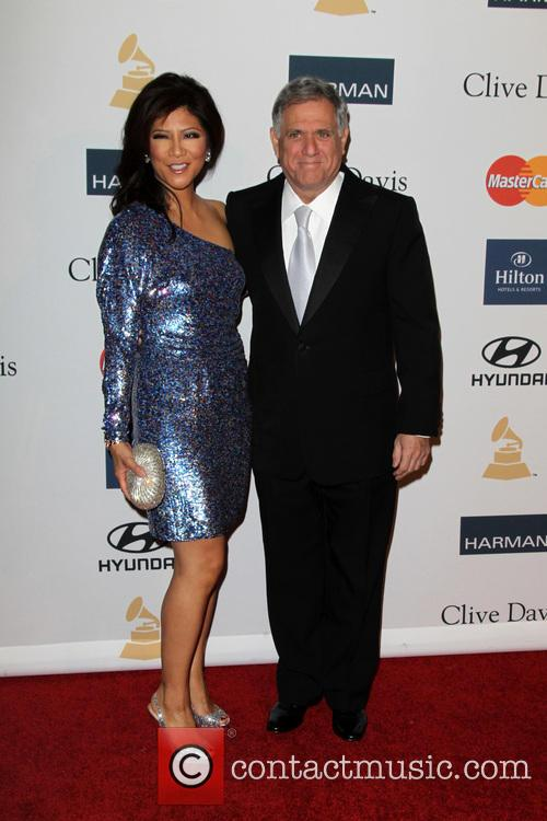 julie chen les moonves clive davis the recording academy's 3495184