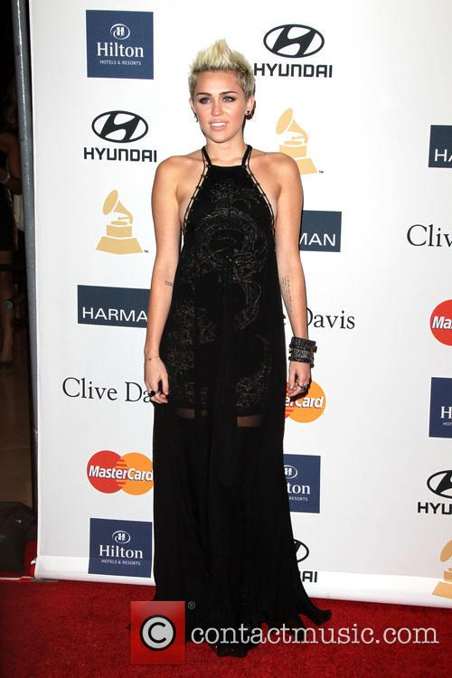 miley cyrus clive davis the recording academy's 2013 3495195