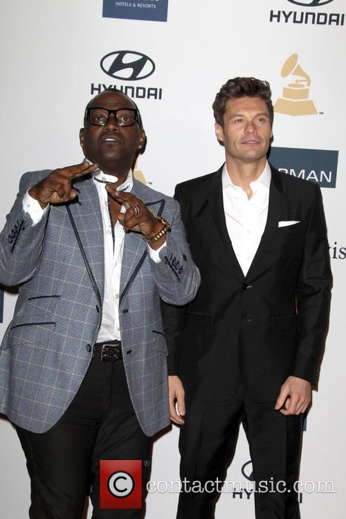 Randy Jackson and Ryan Seacrest 8