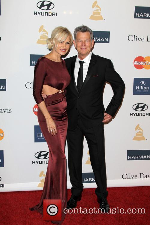 Yolanda Hadid and David Foster 2