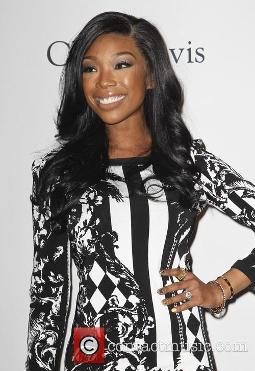 brandy clive davis the recording academy's 2013 pre grammy 3494557