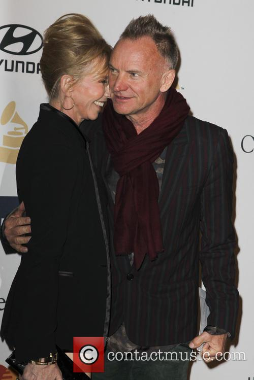 trudy styler sting clive davis the recording academy's 2013 3494630