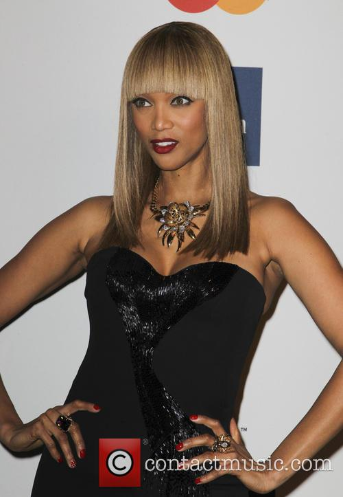 Tyra Banks, Grammy