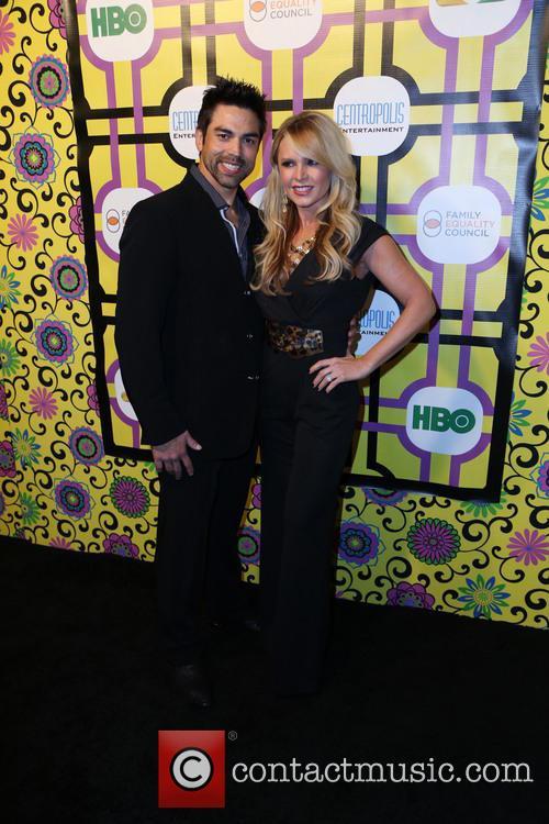 Tamra Barney and Eddie Judge 2