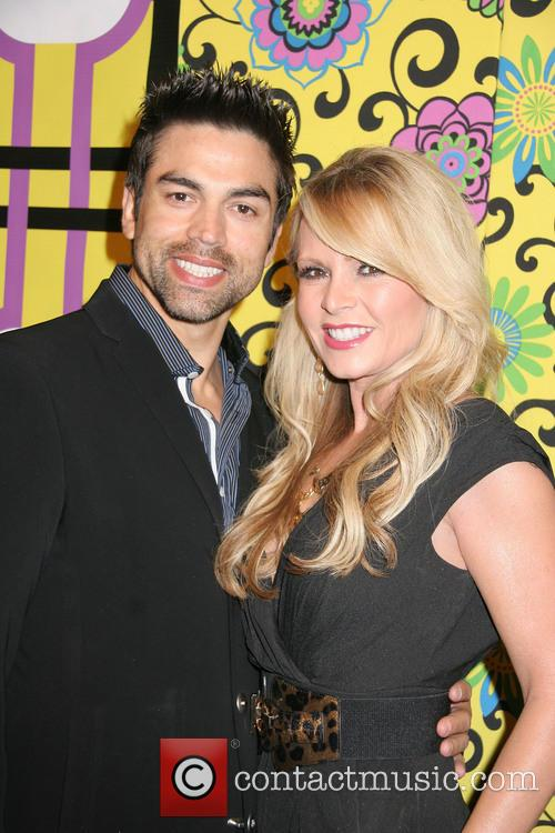 Eddie Judge and Tamra Barney 2