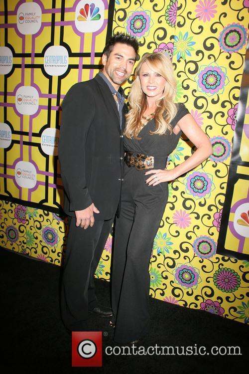 Eddie Judge and Tamra Barney 1
