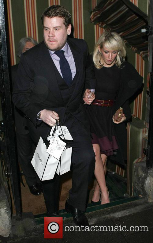 James Corden and Julia Carey 3