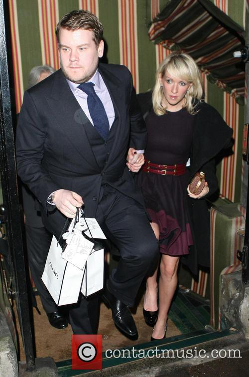 James Corden and Julia Carey 4