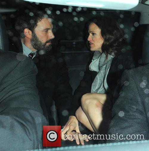 Ben Affleck and Jennifer Garner 1