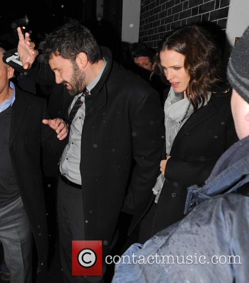 Ben Affleck and Jennifer Garner 9