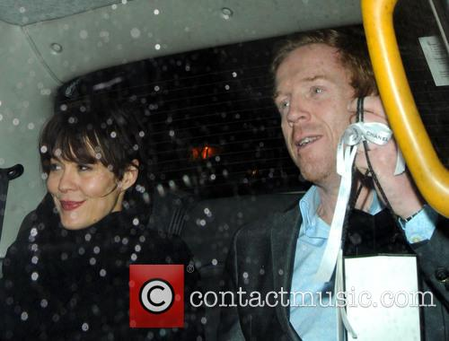 Helen Mccrory and Damian Lewis 4