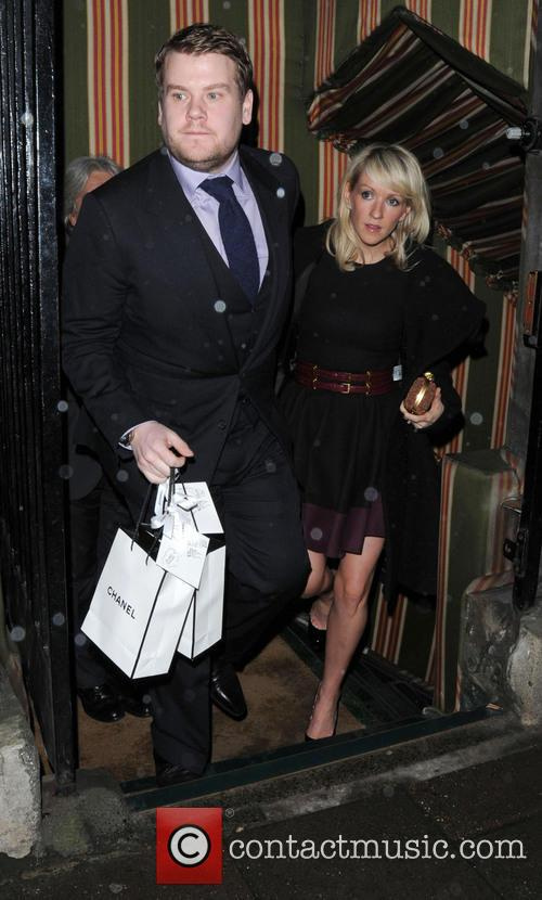 James Corden and Julia Carey 5