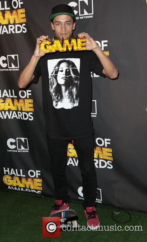 nyjah huston cartoon network hall of game awards 3493122