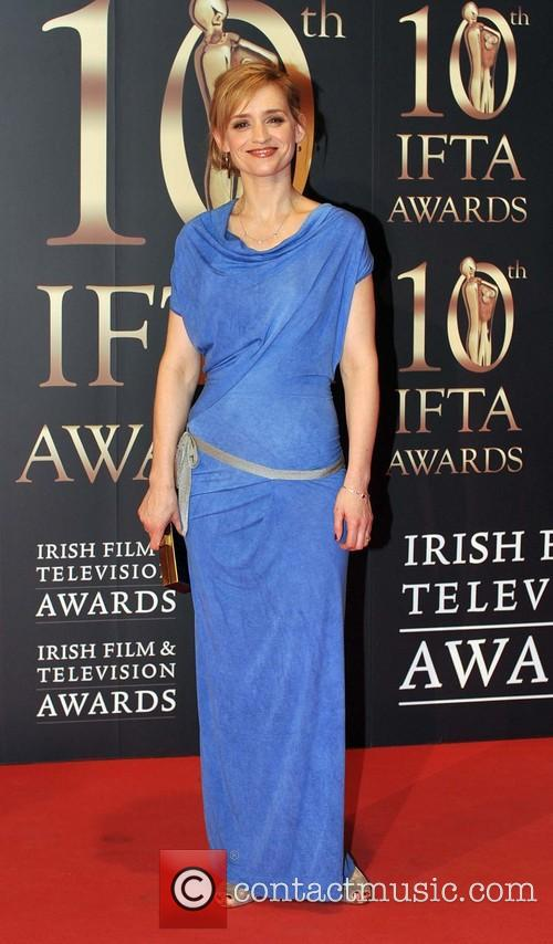 anne marie duff the ifta awards 2013 3493385