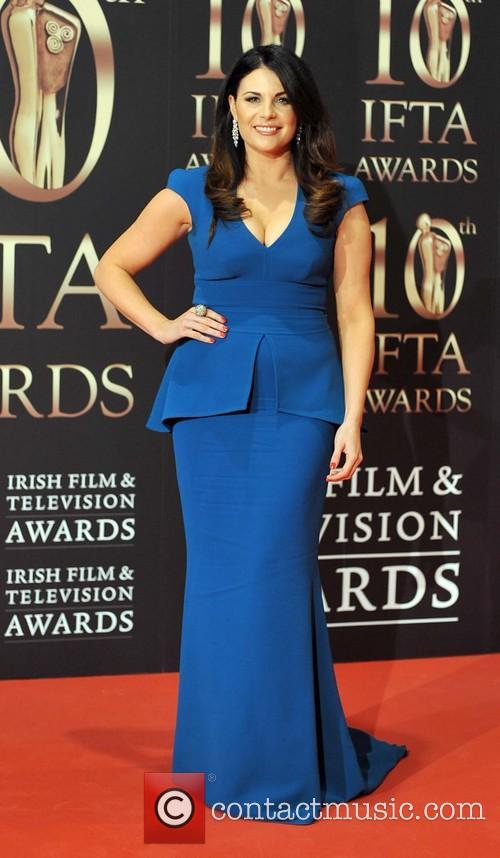 lisa cannon the ifta awards 2013 3493370