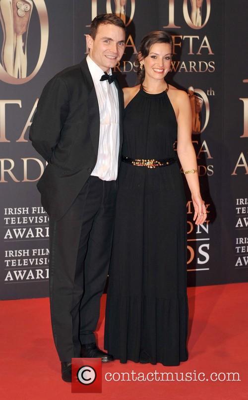 Martin Mccann and Nina Ayoub