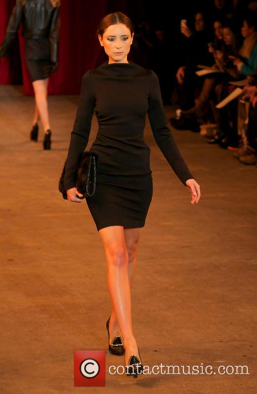 Christian Siriano, Model, New York Fashion Week