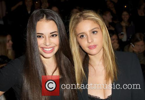 Chloe Bridges, Sophie Curtis, New York Fashion Week