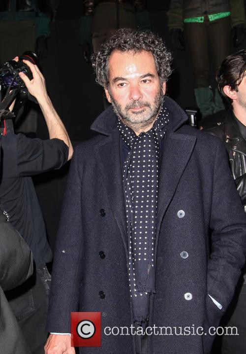 Mercedes-benz New York Fashion, Week Autumn and Winter 1