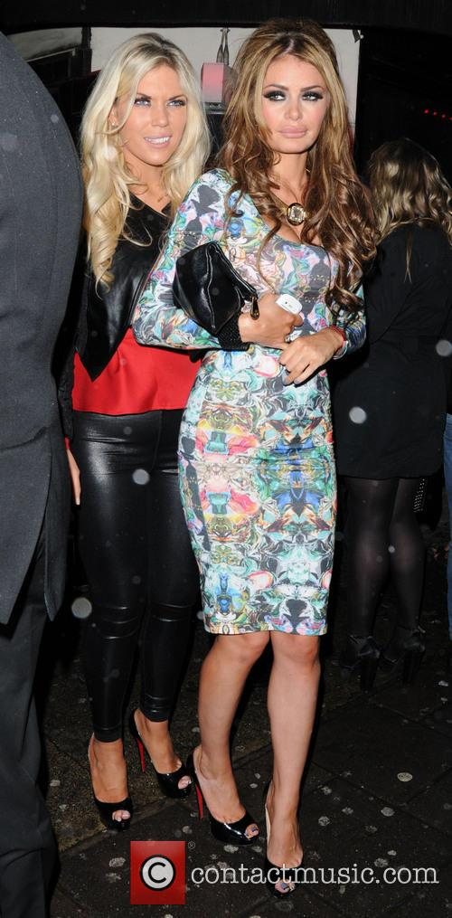 Chloe Sims and Frankie Essex 2