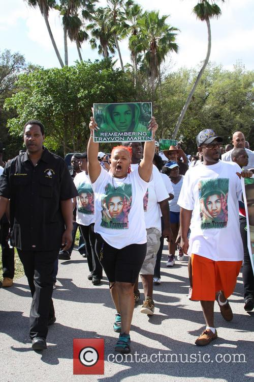 March, Peace, Ives Estate Park and Trayvon Martin 8