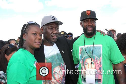 Peace, Tracy Martin, Sabrina Fulton and Benjamin L. Crump 4